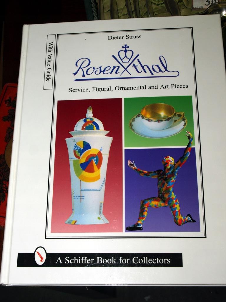 Rosenthal, Struss ilustrowany przewodnik