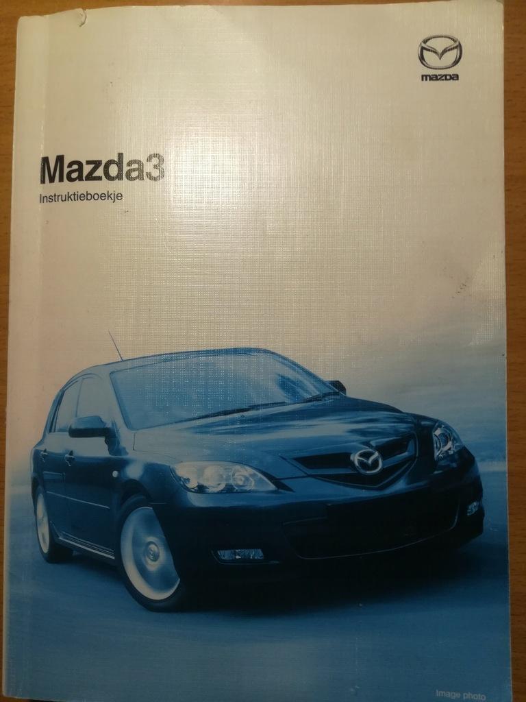 Instrukcja obsługi Mazda 3