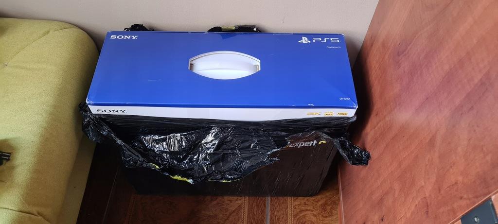 Konsola Sony PlayStation 5 z napędem na płyty NOWA