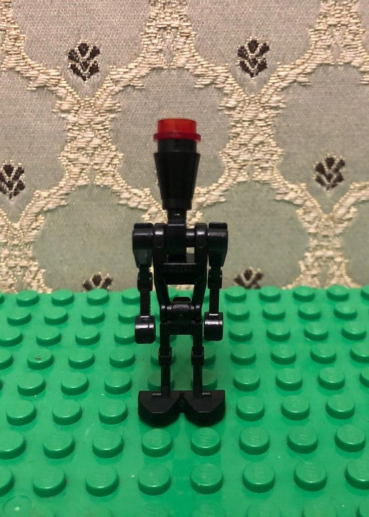 Lego Star Wars figurka ASSASSIN DROID CZARNY