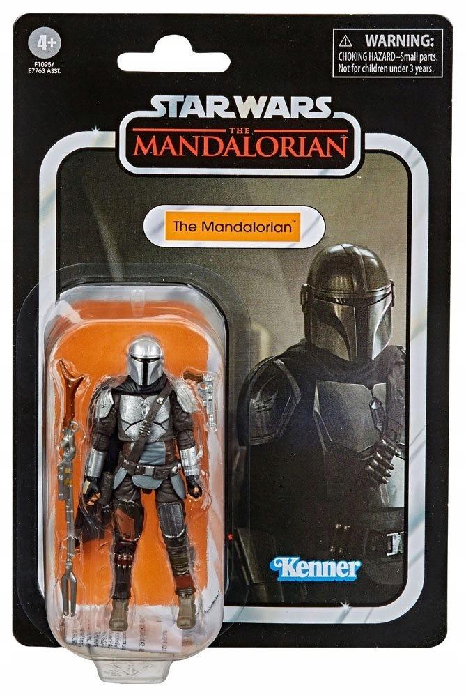Star Wars Vintage: The Mandalorian - Mandalorian