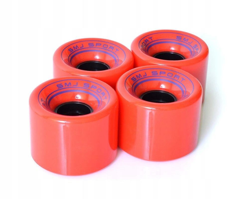 Kółka do fiszki 60 x 45 mm czerwone