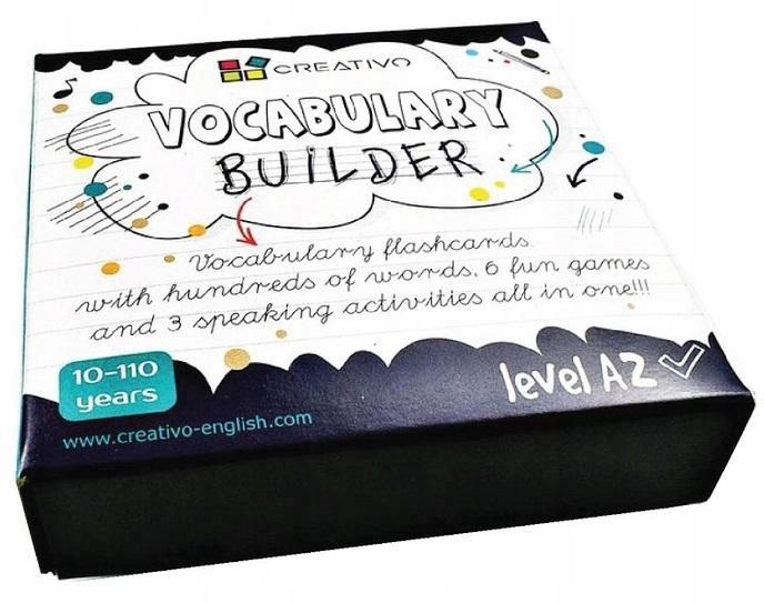 Vocabulary Builder Level A2 CREATIVO Creativo