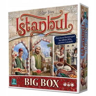 Istanbul Big Box Portal Games