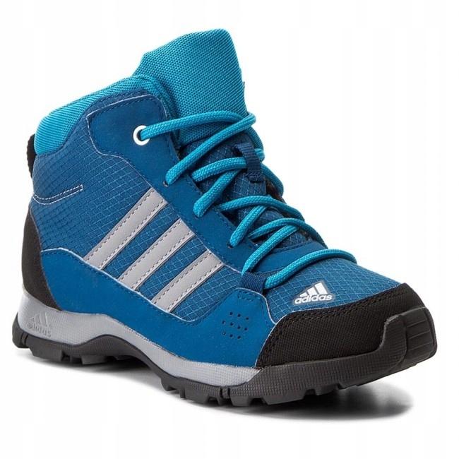 adidas buty HYPERHIKER S80826 niebieski 37 1/3