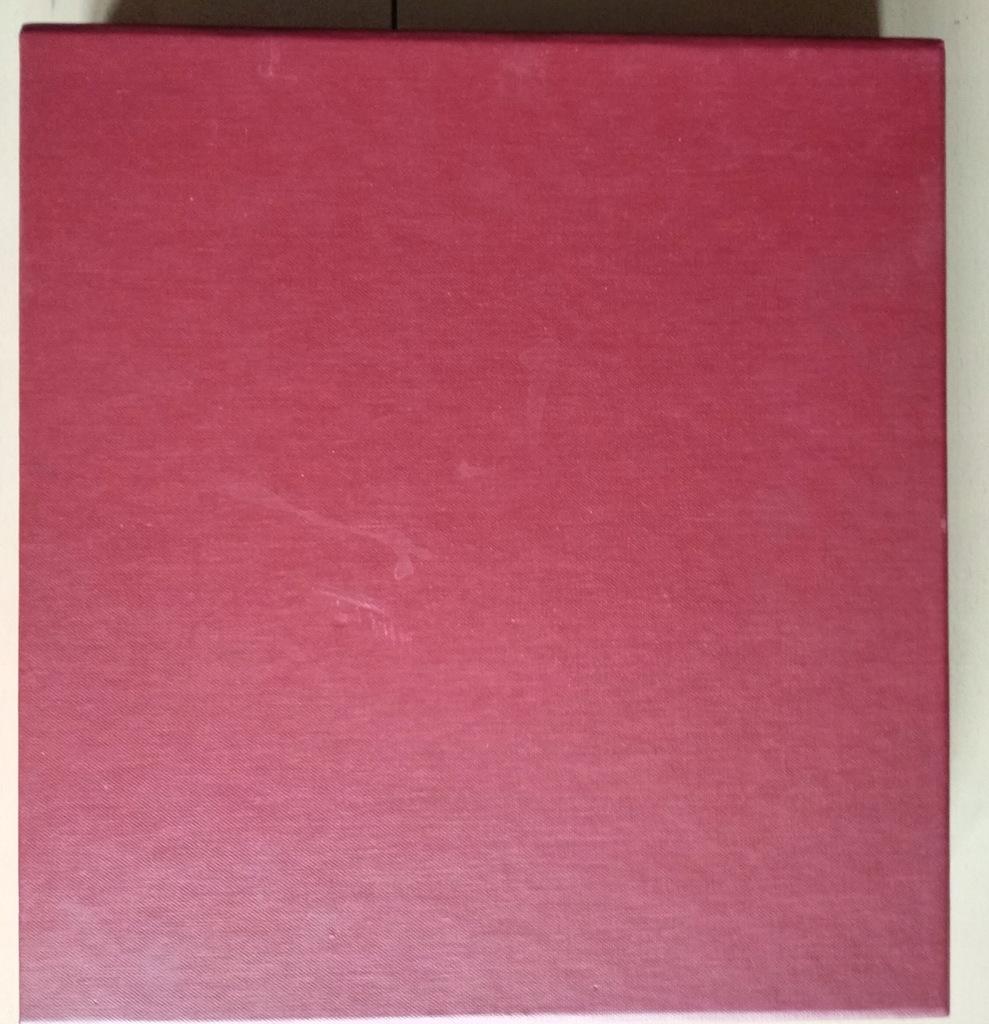 Klaser Schaubek 1980-89 czysty