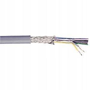 Przewód sterowniczy 10x0,14 mm² ekranowany zw