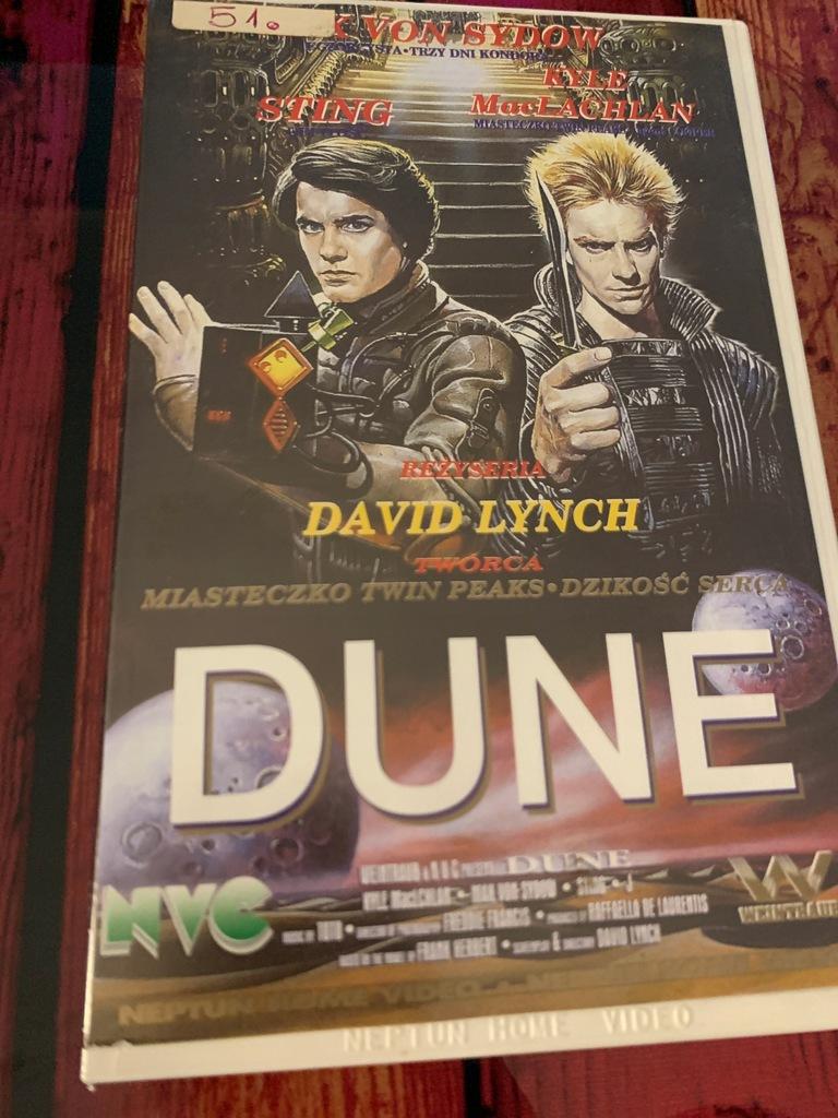 Dune Unikat VHS