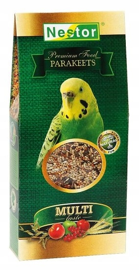 Nestor Pokarm premium dla papug falistych 500 ml