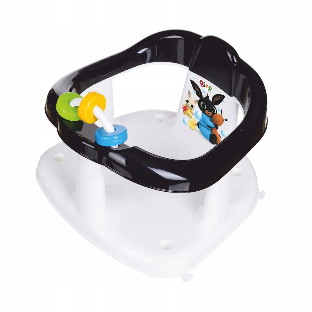 MALTEX FOTELIK Krzesełko do kąpieli z zabawką BING