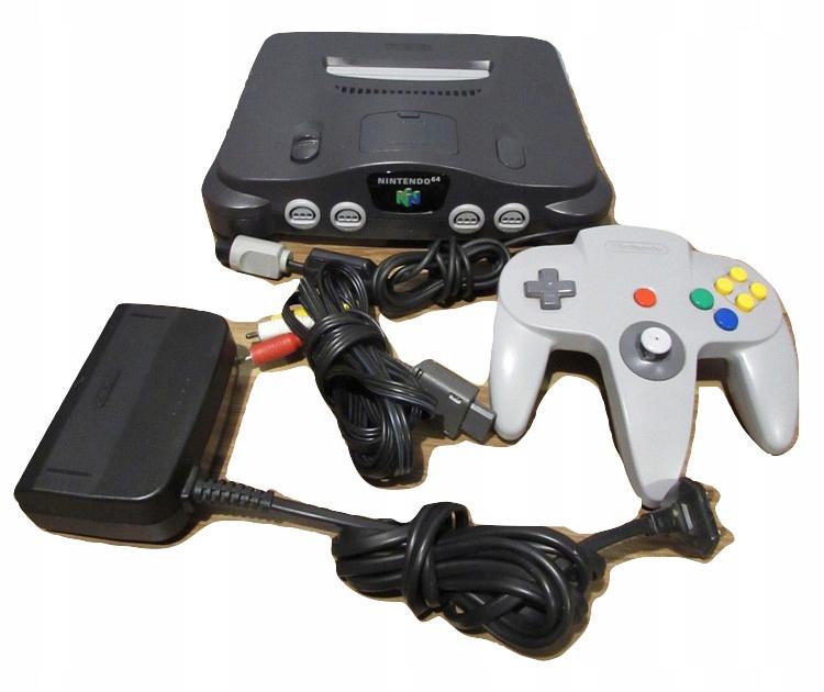 Konsola Nintendo 64 n64 ładna sprawna