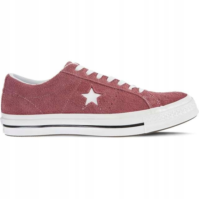 TRAMPKI CONVERSE ONE STAR BURGUNDY (C158370) 41 7727240943