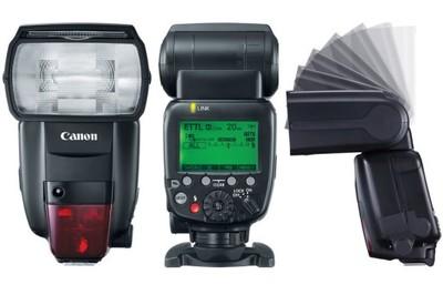 Canon Speedlite 600EX-RT MARK II