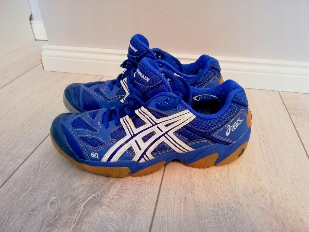 Buty ASICS damskie 39,5 25cm Siatkówka ręczna