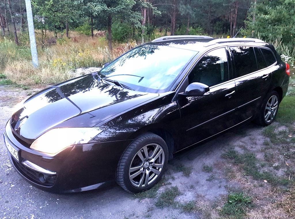 Renault Laguna Iii Grandtour 2 0dci 150km Initiale 8486309808 Oficjalne Archiwum Allegro