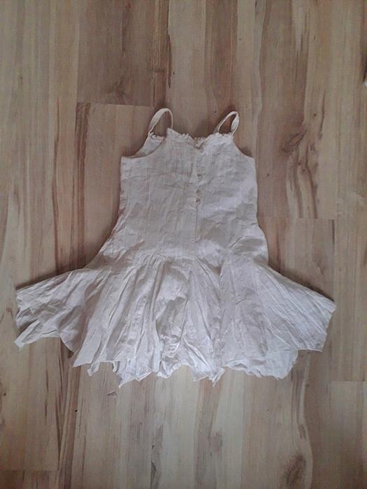 sukienka 110 lekka