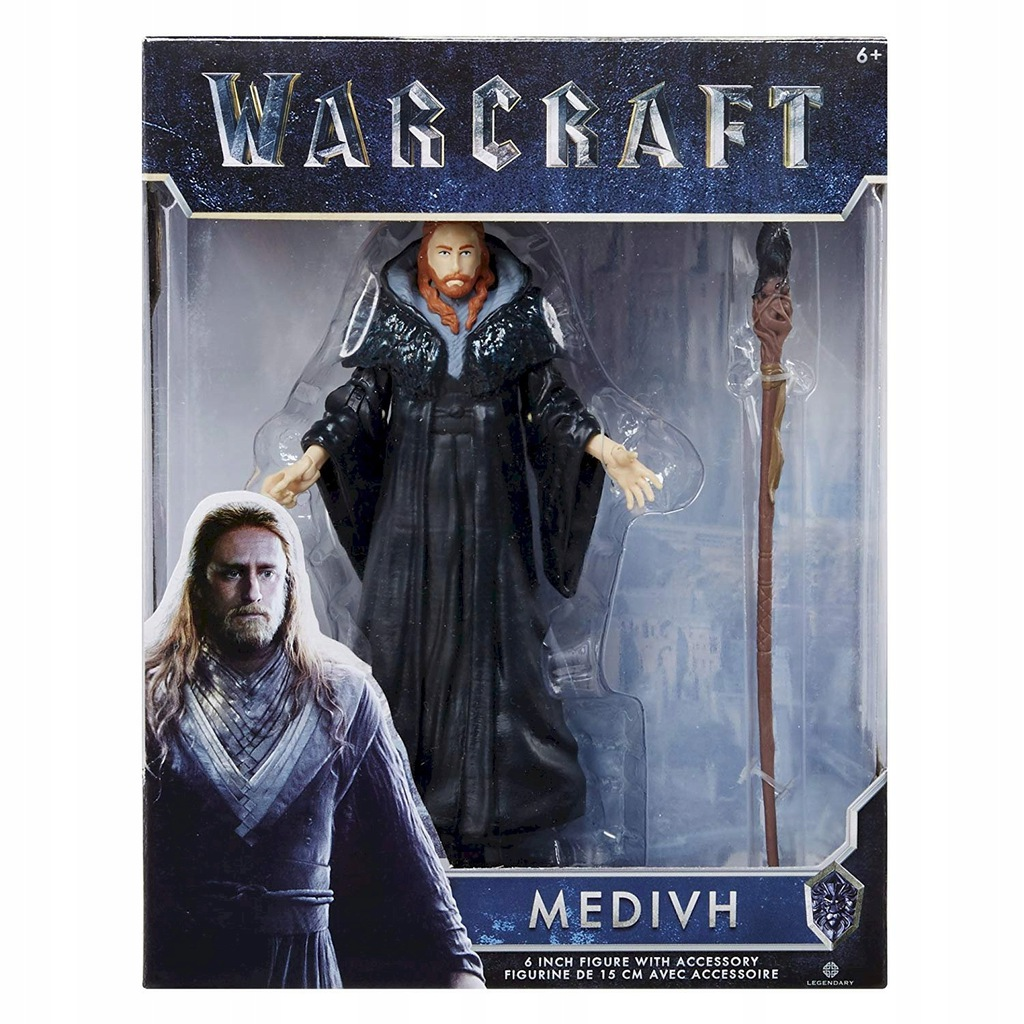 Warcraft figurka Medivh 15cm