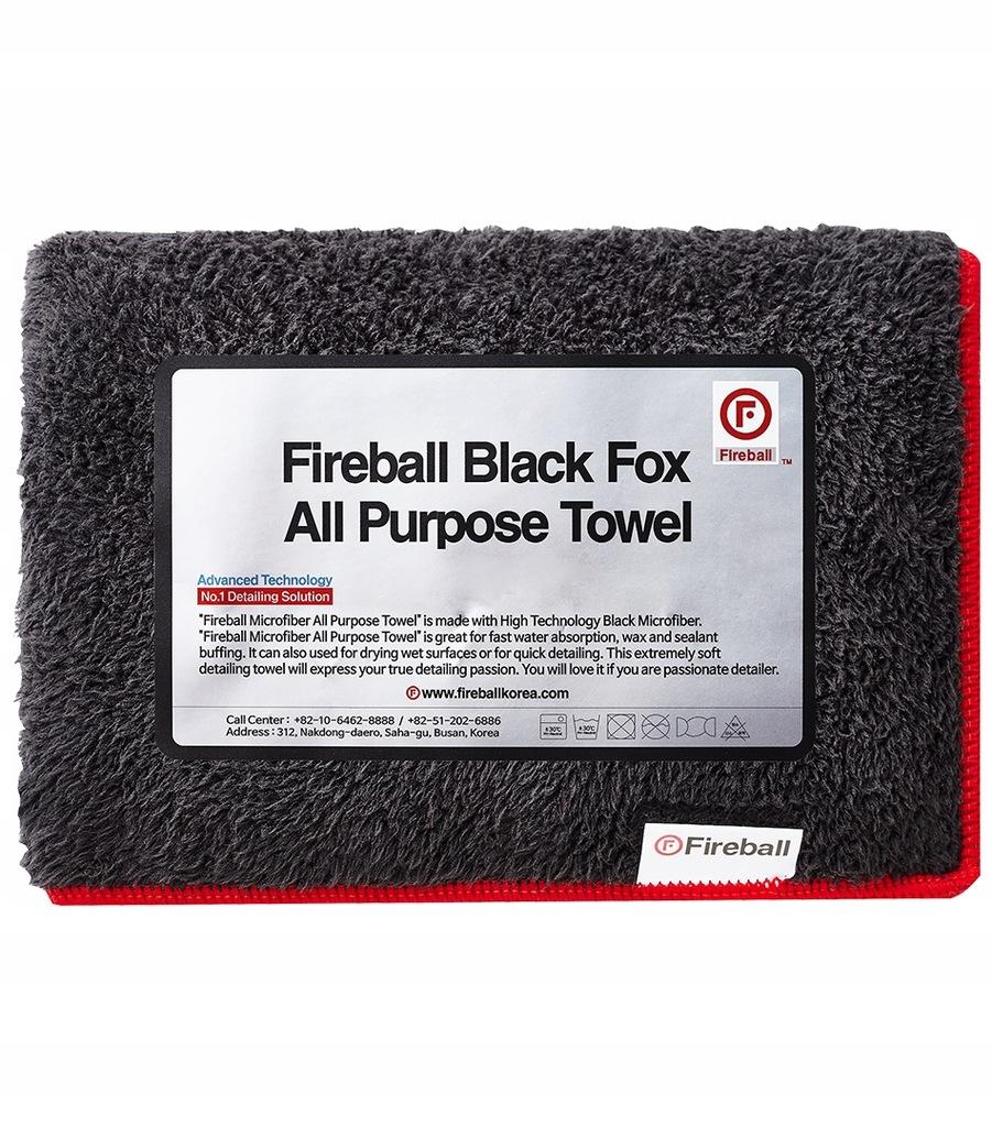 Fireball Black Fox All Purpose 70x45 MIKROFIBRA!