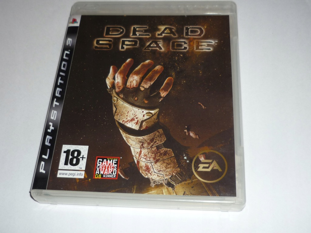 PS3 DEAD SPACE PL