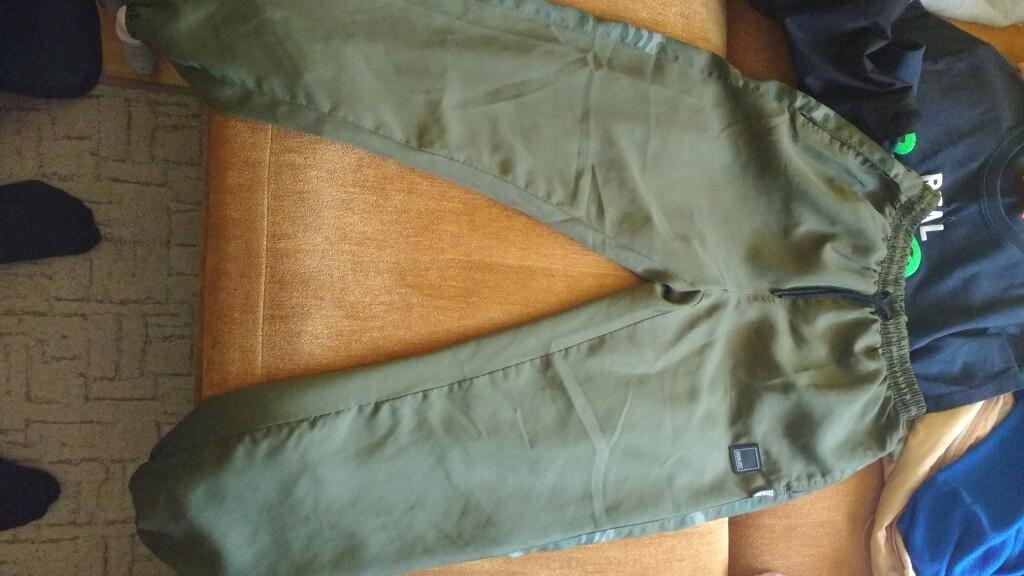 spodnie Everlast L