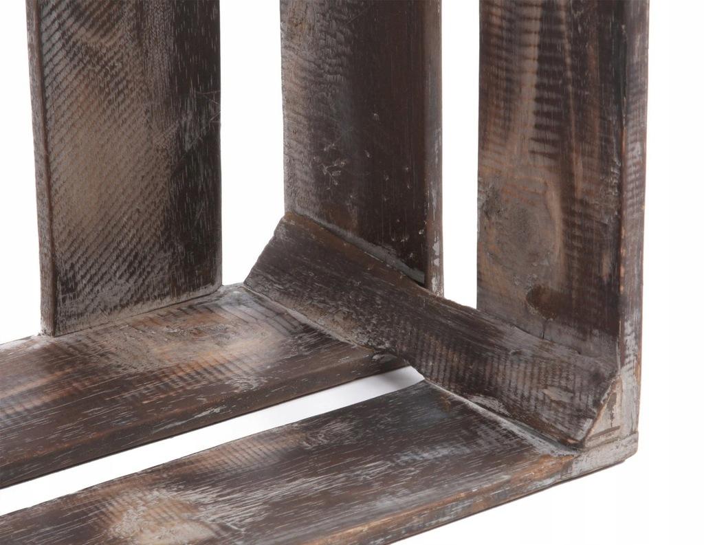 Skrzynka drewniana Divero 51 x 36 x 23 cm na wino