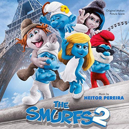 THE SMURFS 2 SOUNDTRACK (CD)