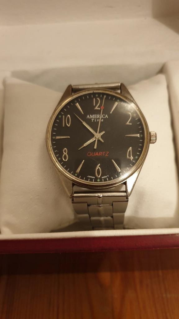zegarek America Time