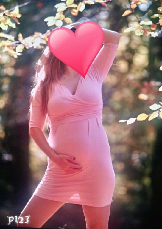 wielka paka - ubrania ciążowe