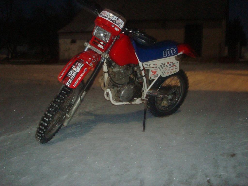 Honda Xr 600 Pe04 Xt Tt Nx Dr Xl Cr Ttr Wr Yamaha 7788689216 Oficjalne Archiwum Allegro
