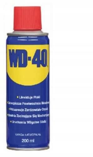 WD-40 WD40 PREPARAT WIELOFUNKCYJNY 200ml