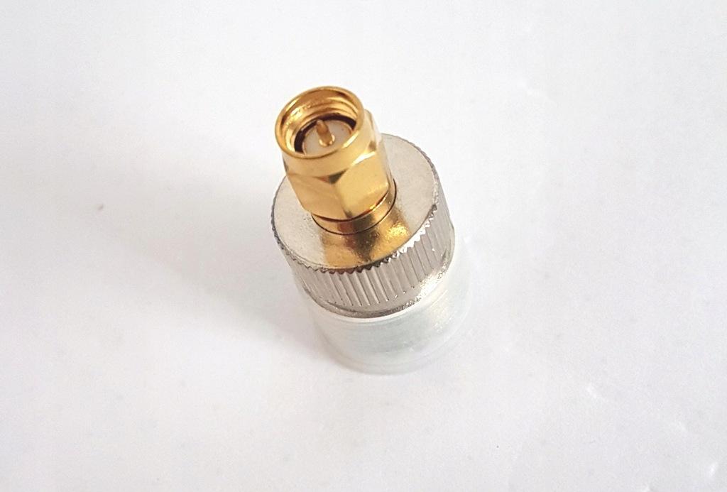 Adapter przejściówka SMA-M / UC-1 WOUXUN TYT UV3R