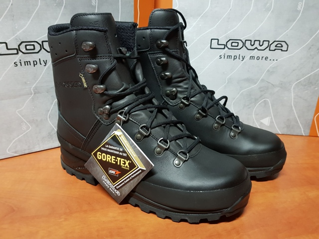 Buty LOWA Elite Mountain GTX 283 mm GoreTex Vibram