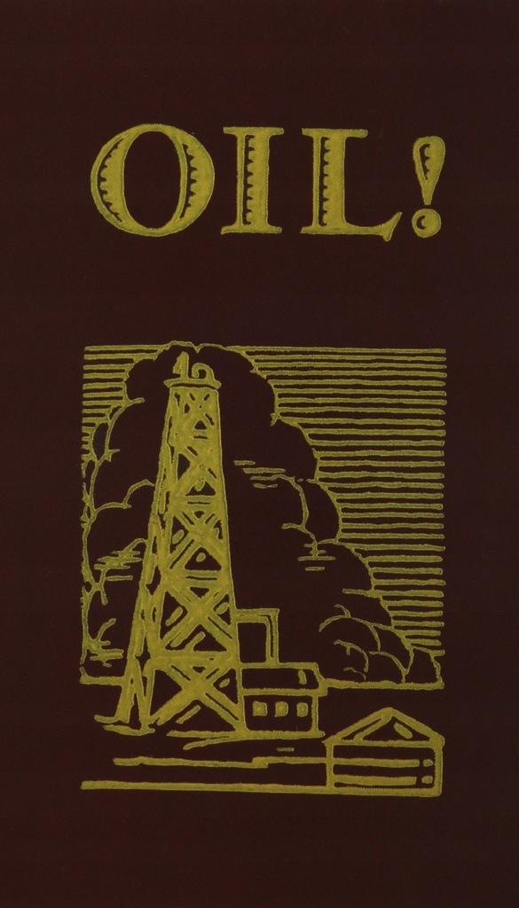 Upton Sinclair - Oil