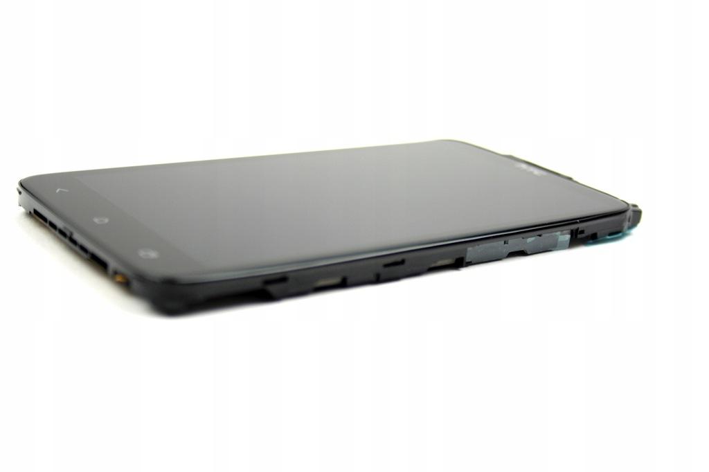 WYŚWIETLACZ DIGITIZER LCD RAMKA HTC ONE S720E X