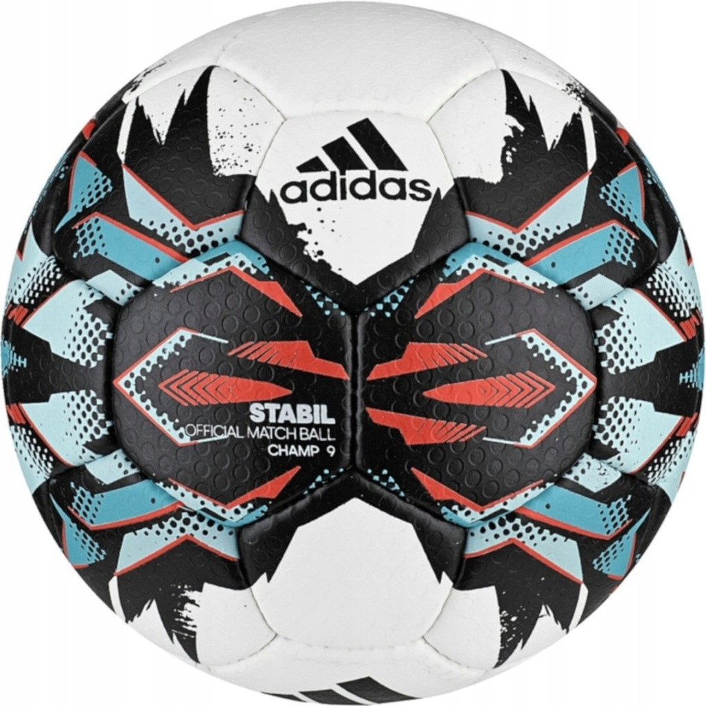 Piłka Ręczna Adidas Stabil Champ 9 Omb CD8589 R.3