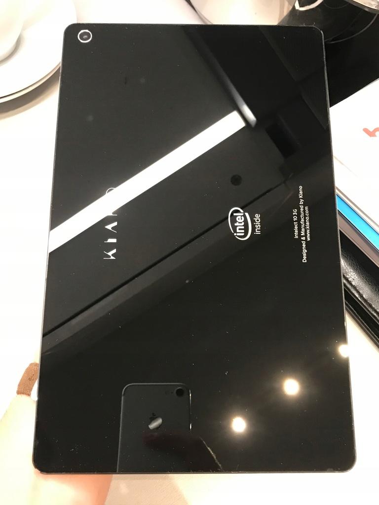 Kiano intelect 10 3G | INTEL | uszkodzony