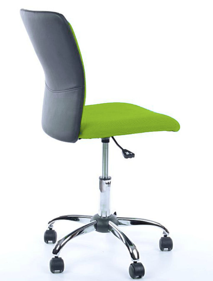Dziecięce krzesło obrotowe zielone Q 099 Signal 7203093122