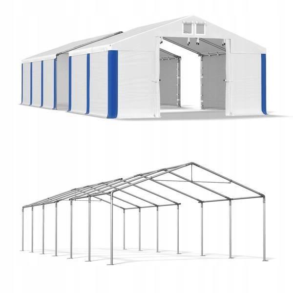 4x14m Namiot magazynowy summer garażowy stal