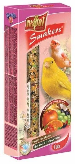 Vitapol Smakers dla kanarka - owocowy 2szt [2510]