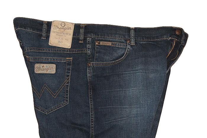 Spodnie jeans WRANGLER TEXAS W12183947 W34L32