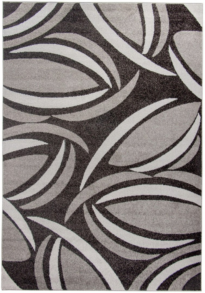 Dywan szare brązowe ziarna kawy 160x230_CARPET