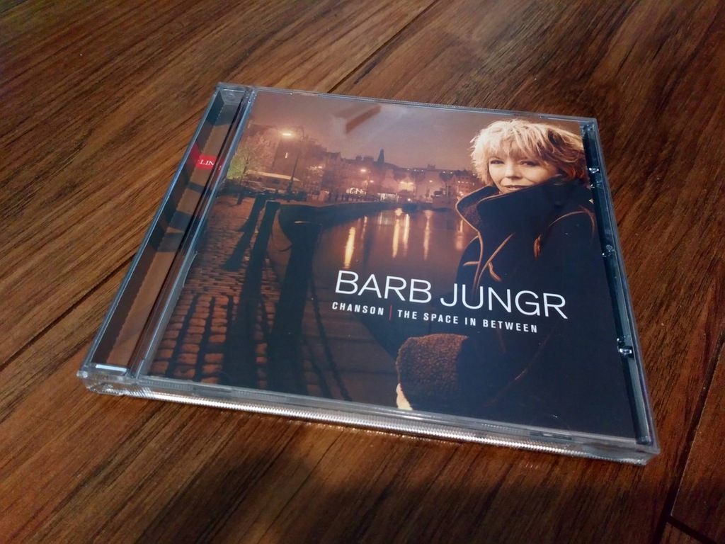 BARB JUNGR CHANSON / THE SPACE IN BETWEEN DSD HDCD