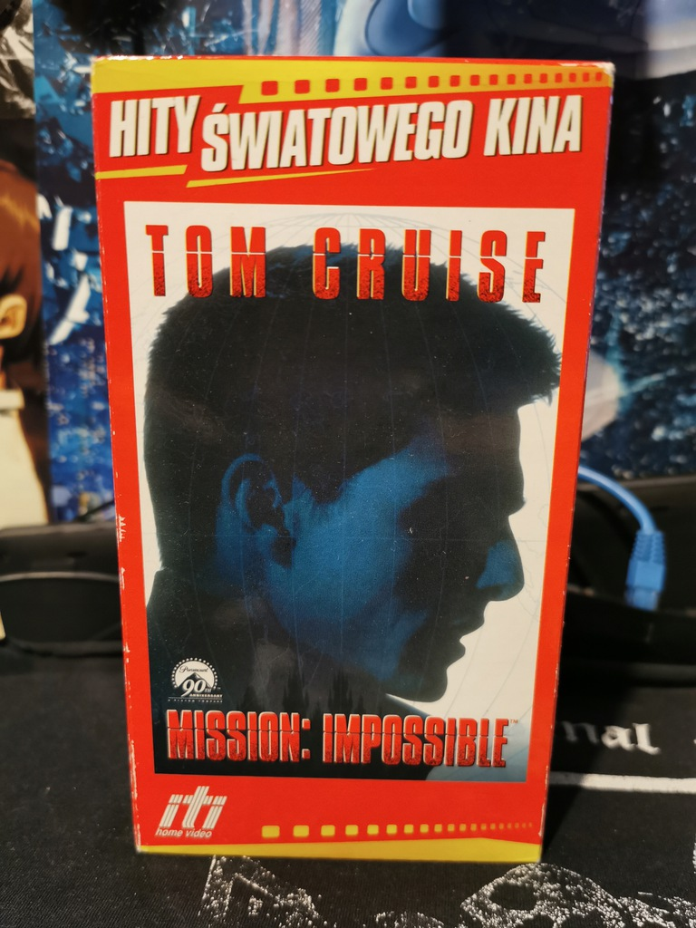 Mission Impossible VHS ITI