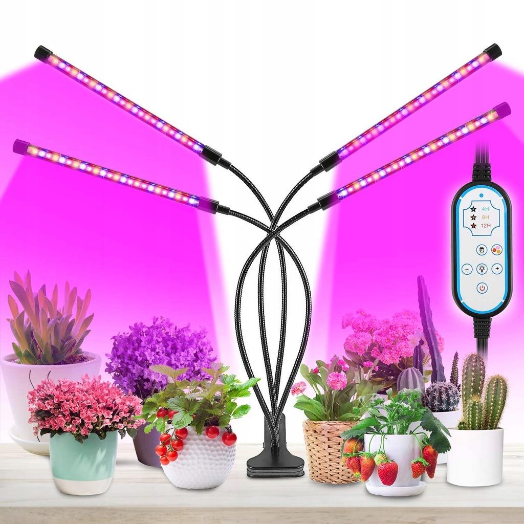 Lampa do roślin 36W 96LED