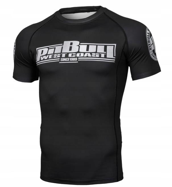 Rashguard PIT BULL Hill Logo MMA (Rozmiar: XL)