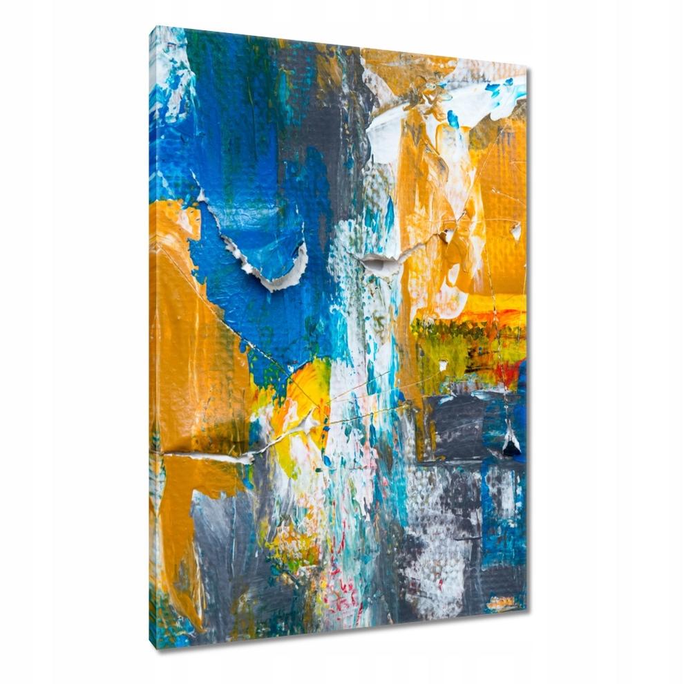 Obrazy 95x150 Abstrakcja Panna