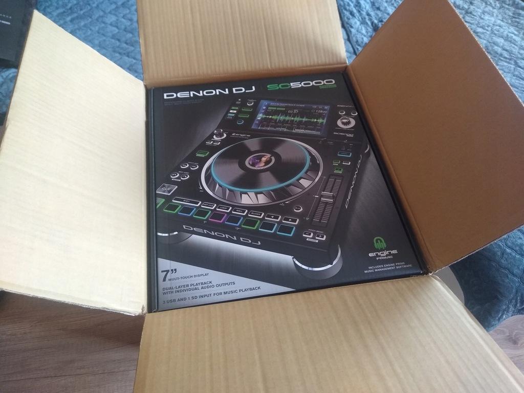 Denon DJ SC5000 Prime NOWY