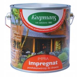 KOOPMANS IMPRA IMPREGNAT 2,5L 111 TEAK NATURALNY
