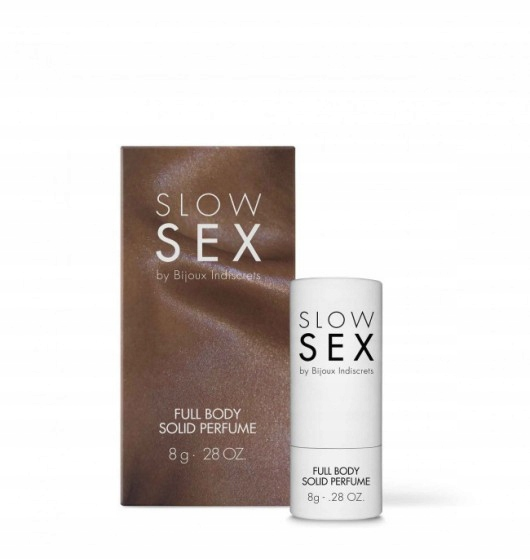 Slow Sex Full Body Solid Perfume
