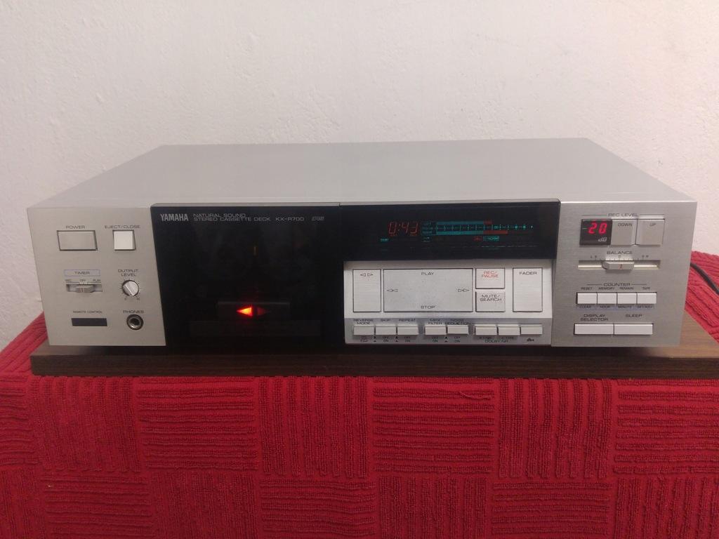 Magnetofon YAMAHA KX-R700 RS //DBX / AUTO-REVERS//
